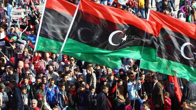 انقلاب لیبی