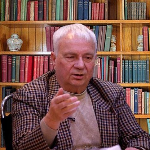 ویلیام فلور نویسنده کتاب تاریخ نان